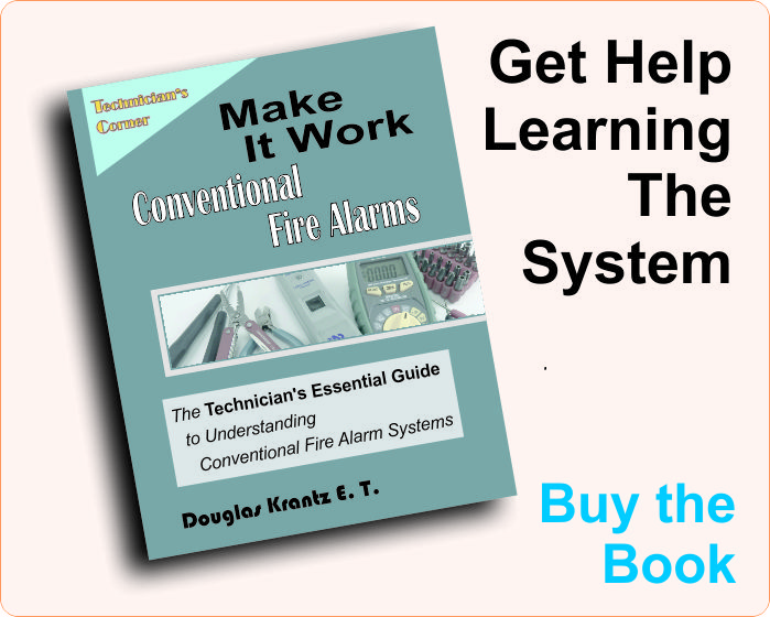 Get the book Make It Work - Conventional Fire Alarms