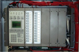 A well organized fire panel