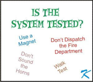 Is it tested? If everything is disabled, what is really tested?